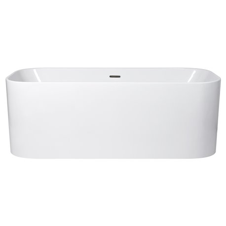 Frontline Eclipse 1700 x 700mm Freestanding Bath