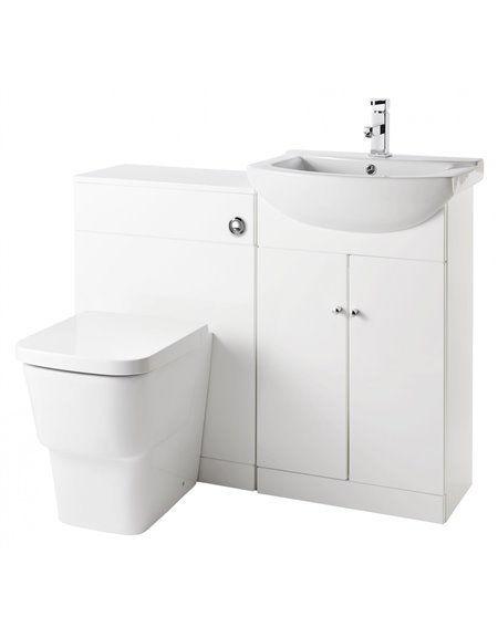 Aquapure 1 Furniture Pack - Gloss White