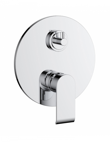 Basque Concealed 3-Way Shower Valve