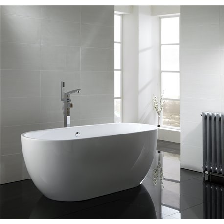 Frontline Summit 1700 x 800mm Freestanding Bath