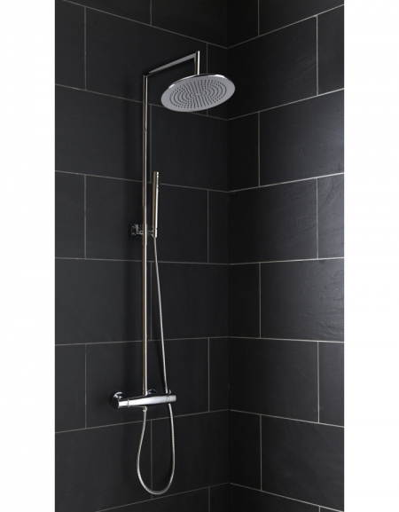 Rimini Thermostatic Shower Column