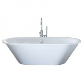 April Haworth 1800 x 800mm Skirted Freestanding Bath