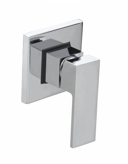 Move Concealed 1-Way Shower Valve