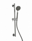 Pure Round Slide Rail Shower Kit