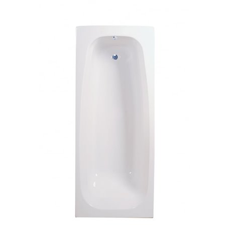 Frontline Caymen 1500 x 700mm Plain Bath