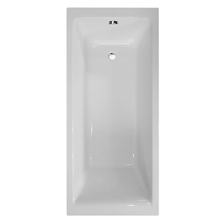Frontline Medici 1600 x 700mm Plain Bath