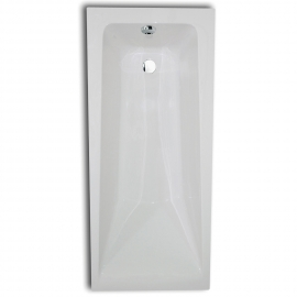 Frontline Atlanta 1700 x 700mm Plain Bath