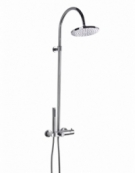 Fusion Thermostatic Shower Column