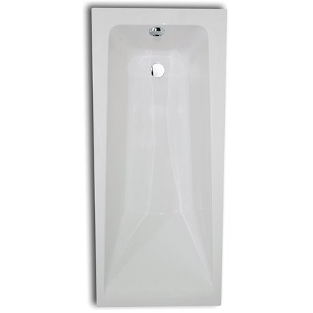 Frontline Atlanta 1700 x 750mm Plain Bath