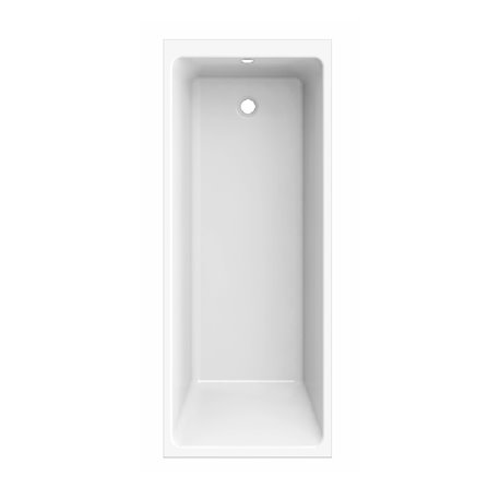 Frontline Chic2 1800 x 800mm Single Ended Plain Bath