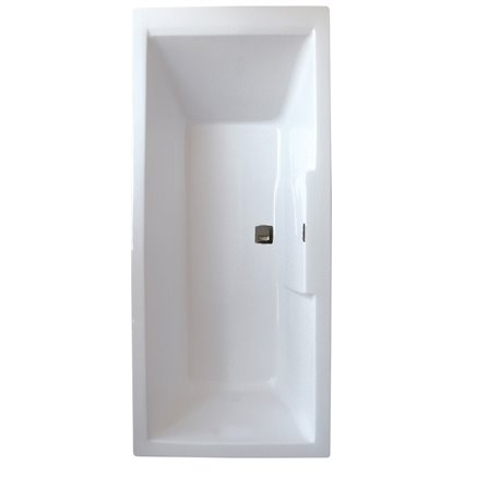 Frontline Legend 1700 x 700mm Single Ended Plain Bath
