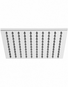 Square Designer Shower Head