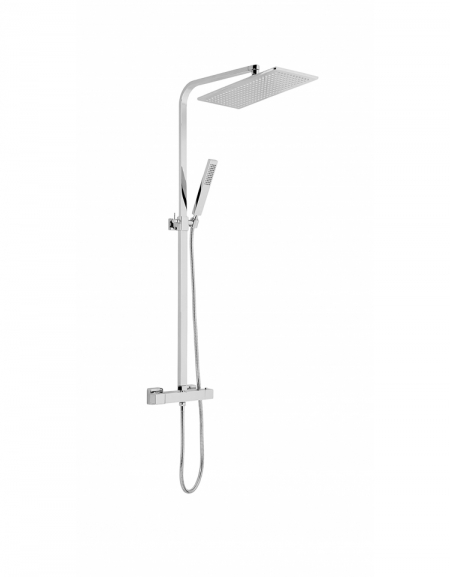 Palermo Thermostatic Shower Column