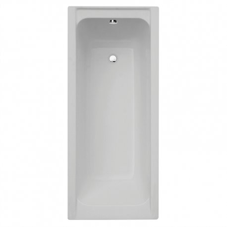 Frontline Linear 1400 x 700mm Plain Bath