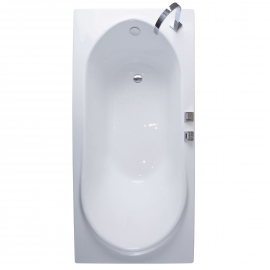 Frontline Reserva 1700 x 800mm Plain Bath