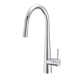 Frontline Ascot Sink Mixer with Extractable Shower