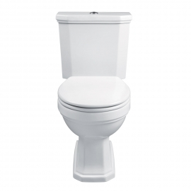 Frontline Clarence C/C WC with Soft Close Seat