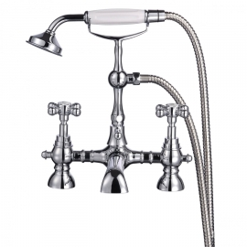Frontline Edwardian Bath Shower Mixer