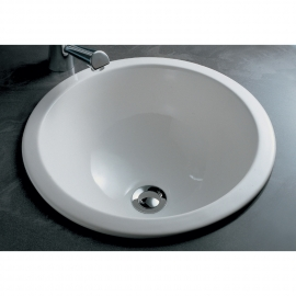 Frontline Emma 400mm Under Counter Basin