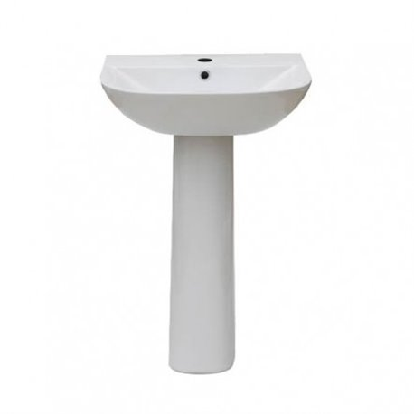 Frontline F60S 550mm Basin and Pedestal