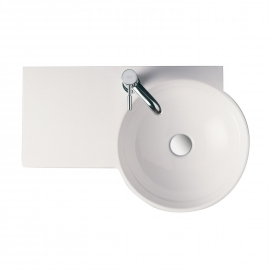 Frontline Gina Washstand Wall Basin - 675mm