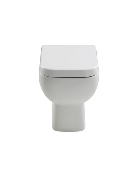 Frontline Series 600 Back To Wall WC with Seat