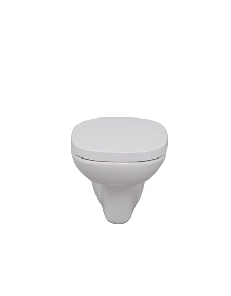 Frontline Petit2 Wall Hung WC with Seat