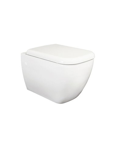 Frontline Metro Wall Hung WC with Soft Close Seat