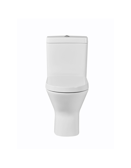 Frontline Resort Maxi Flush To Wall WC with Soft Close Seat