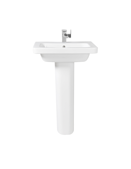 Frontline Resort Large Pedestal (for 650mm basin)