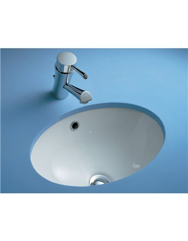 Frontline Rosa 500mm Under Counter Basin