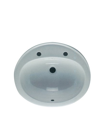 Frontline Maria 560mm Over Counter / Inset Basin