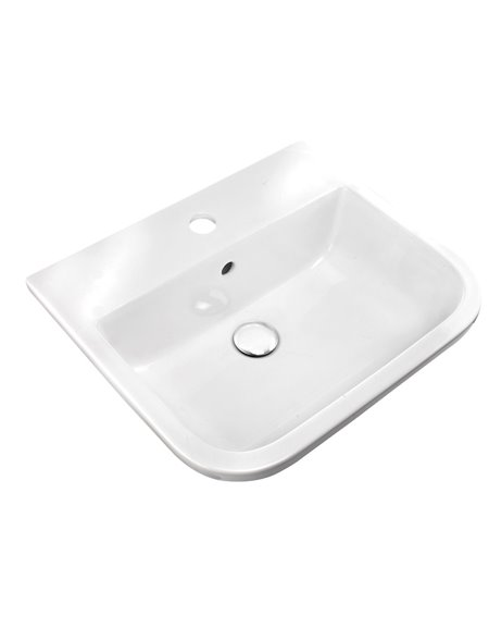 Frontline Series 600 500mm Inset Basin