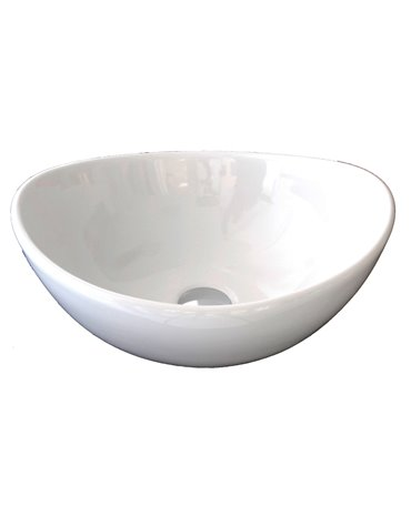 Frontline Shell 390mm Countertop Basin